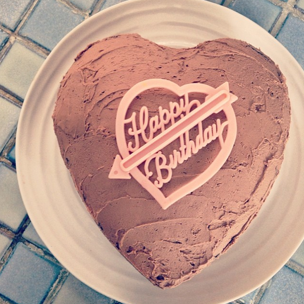 Prime The Best Chocolate Birthday Cake Salt Of The Hearth Birthday Cards Printable Trancafe Filternl