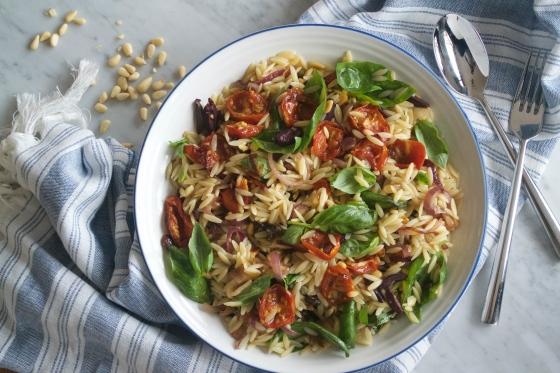 Veneziana Orzo Pasta Salad