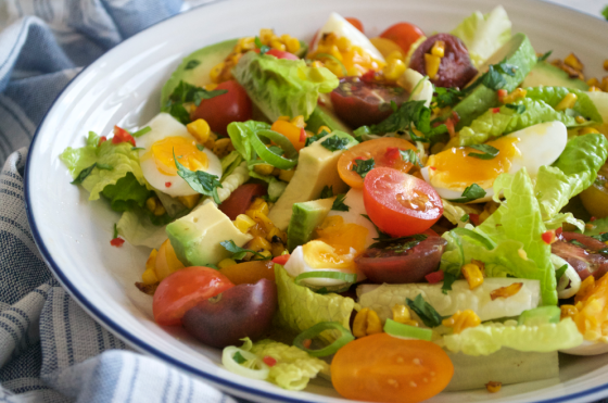 Quick and Healthy Mexican Salad